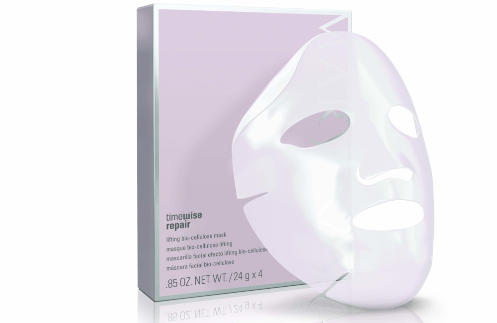 Máscara Facial Bio-Cellulose TimeWise Repair
