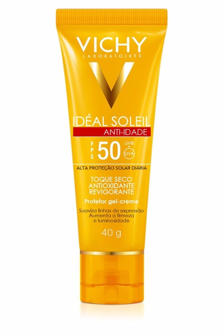 Vichy Ideal Soleil Anti-Idade FPS50