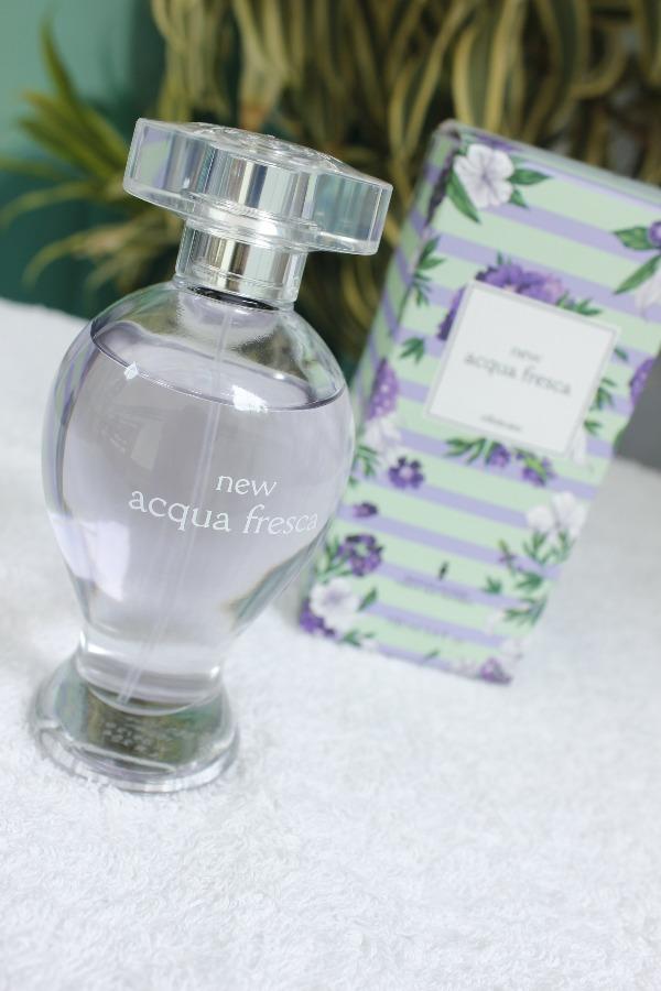 New Acqua Fresca - Boticário - resenha