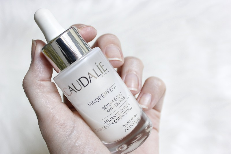 Caudalie Vinoperfect Serum antimanchas resenha