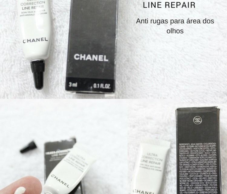 Creme para olhos da Chanel – resenha