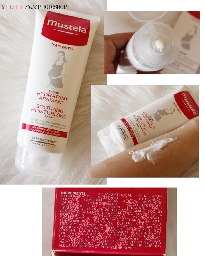 Mustela Maternité Hidratante - resenha