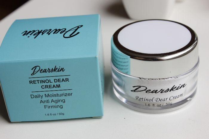 Retinol Dear Cream da Dearskin – resenha