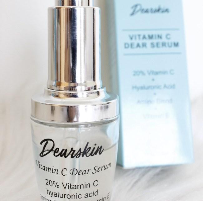 Vitamin C Dear Serum – Dearskin resenha