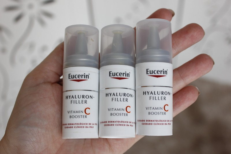 Hyaluron Filler Vitamin C Booster Eucerin – sérum facial
