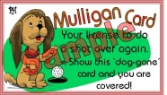 Mulligan Golf-Dog Theme-Individual 3