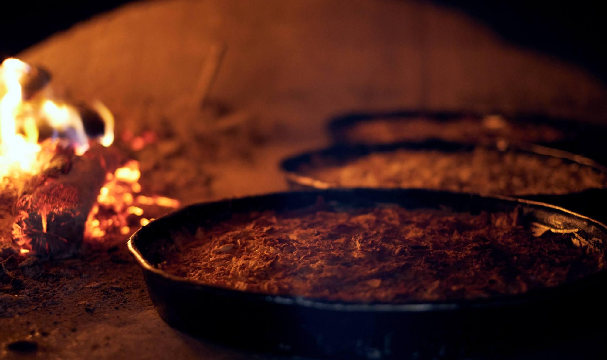 Mullixhiu Bakery Wooden Oven Lakror