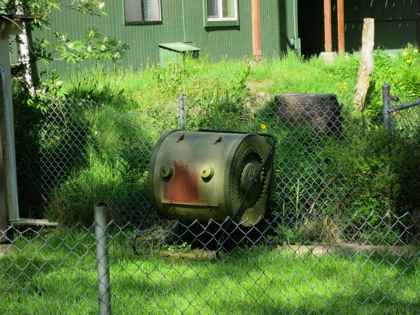 Grumpy Composter