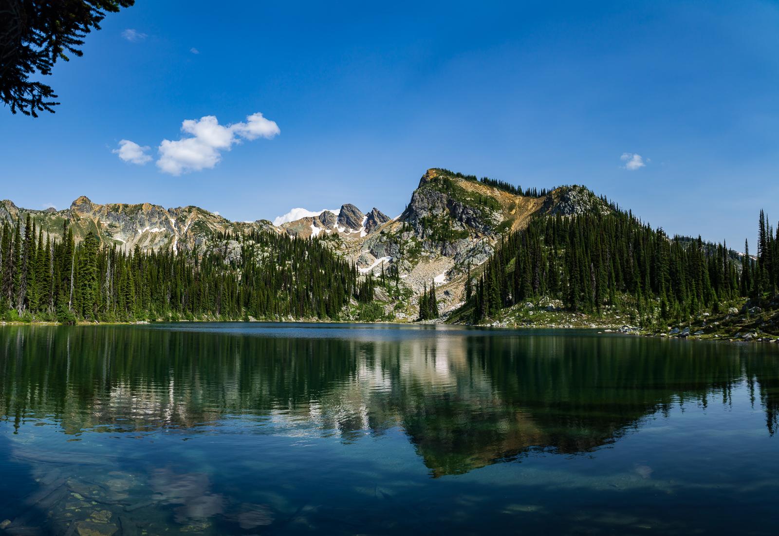 Eva Lake Afternoon
