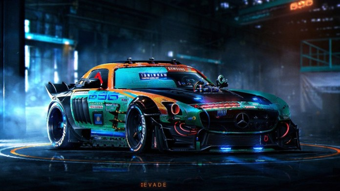 Light-Tuning-Car-Images
