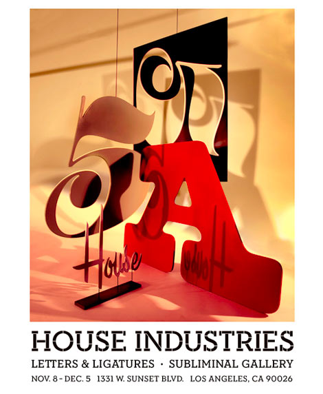 house-industries-show