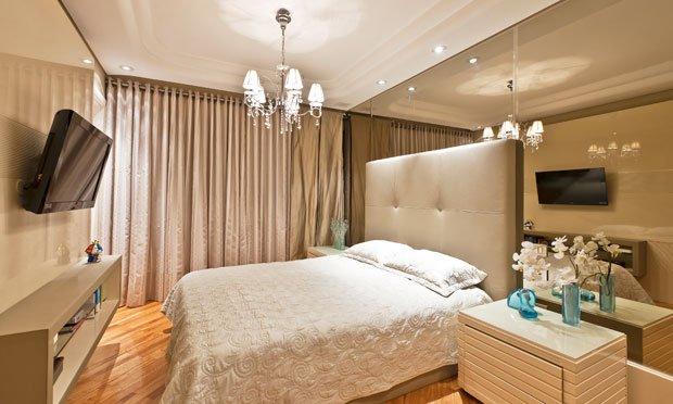 decoracao-quarto-casal-glamour