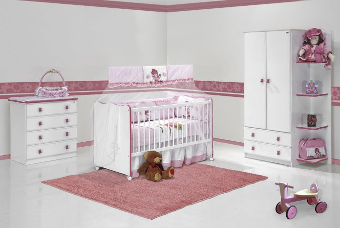 decorar-quarto-bebe-menina