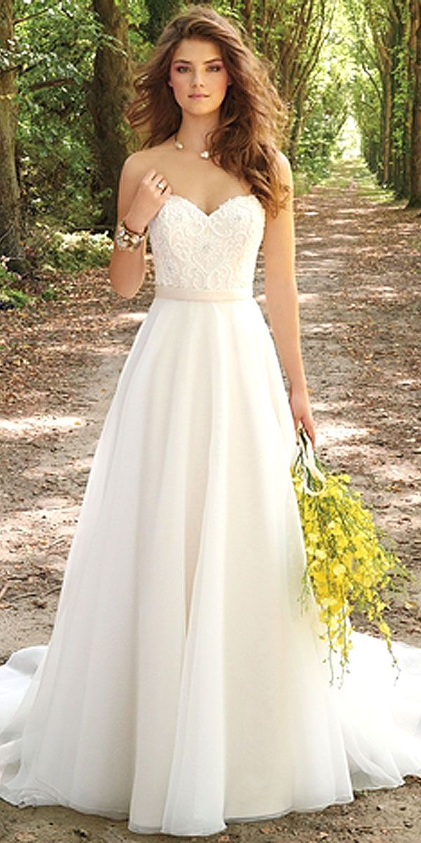 ea01c90da1781f475c3453f65e02494e--simple-wedding-gowns-wedding-dress-organza