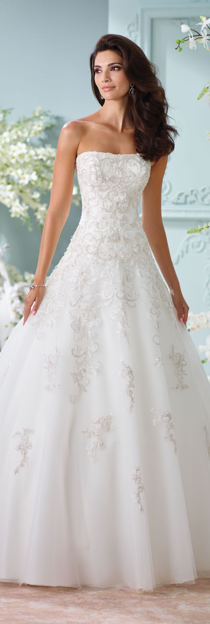 f860b4f51881d628fad5a08fb9b9ddaa--wedding-dress-tulle-strapless-wedding-dresses