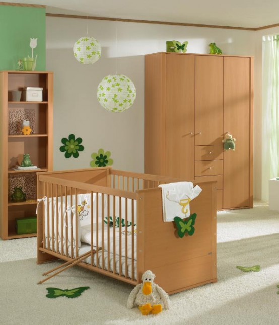 white-and-wood-baby-nursery-furniture-sets-by-Paidi-13