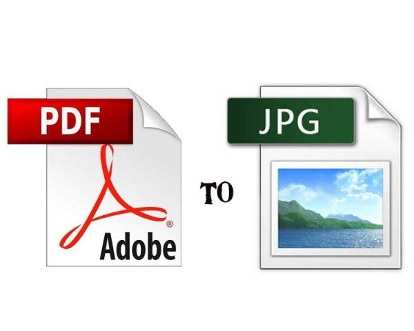 Conversor de PDF para JPG