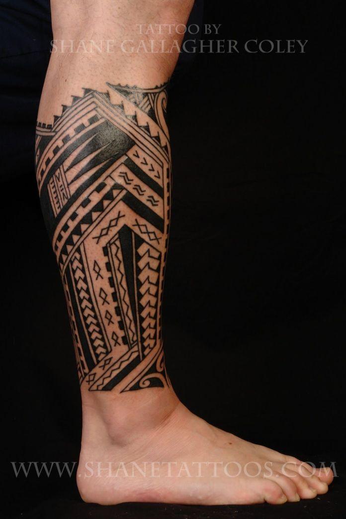 Tatuagens Masculinas Na Perna Bussola Tatuagens Masculinas