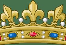 Coroa png fundo transparente