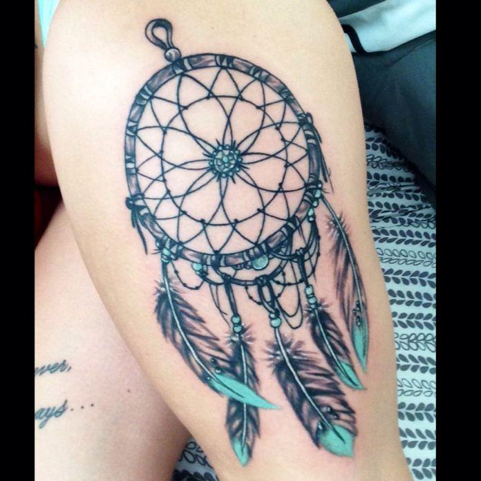 Filtro Dos Sonhos Qual O Significado Dessa Tatuagem