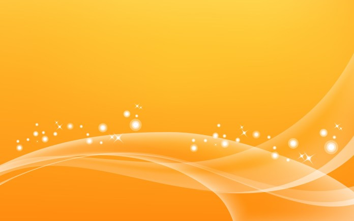Fundo laranja