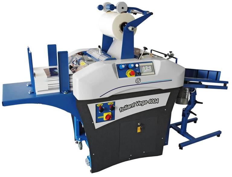 plastificatrice automatica