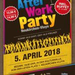 After Work Party April 2018