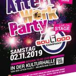 5 Jahre After Work Party