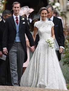 Pippa Middleton's Just Like a Princess Wedding Dress
