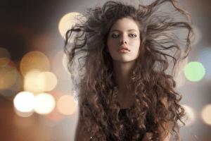 Greasy Hair Dry Shampoo
