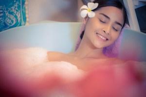 Relaxing Sunday Bath