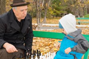Finding New Activities and Games for Seniors