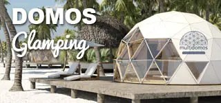 ADS domos glamping 320 x 150