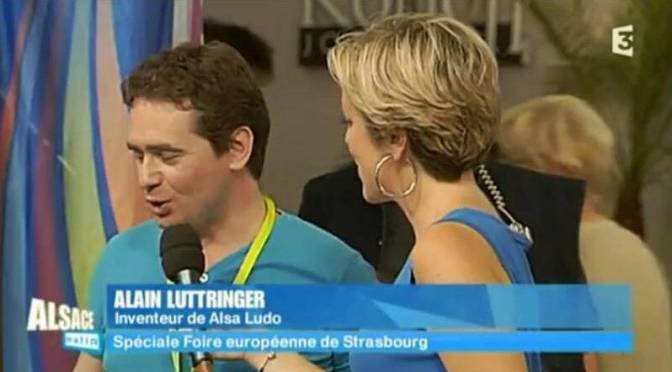 Alsa Ludo présenté sur France 3