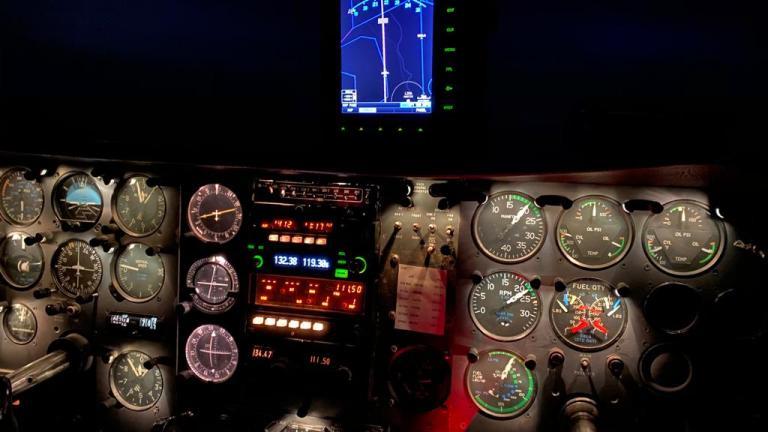 C310 Instrument Flight