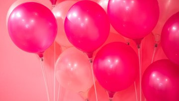 balloons special occasion items, graduation or birthday