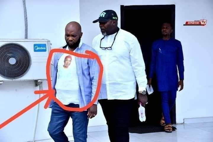 (Photos) Government Officials in Imo State now wear Bullet-Proof