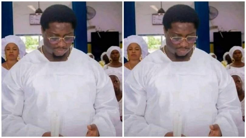 Kayode Badru Head Prophet surrenders himself to the police