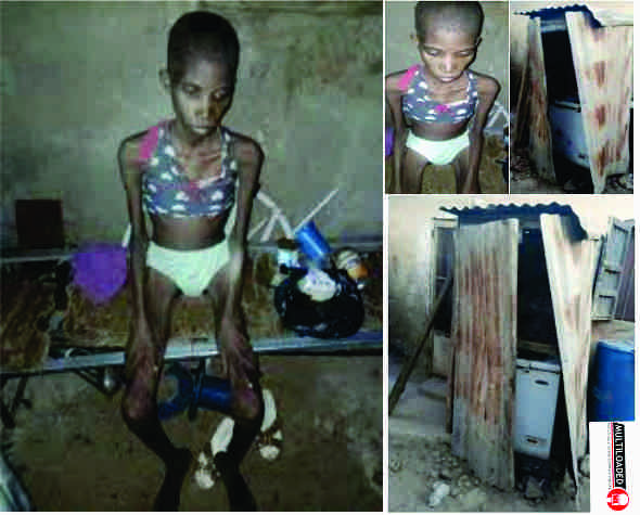 HORROR: 12 YEAR OLD GIRL CAGED IN SOKOTO BY HER GUARDIANS