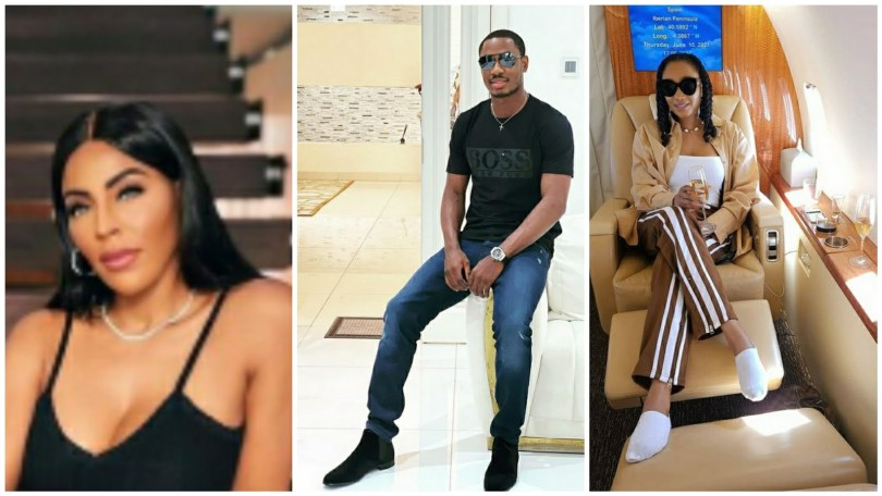 Caroline Brooks reveals what cause Jude Ighalo Odion and Adesuwa Sonia's separation