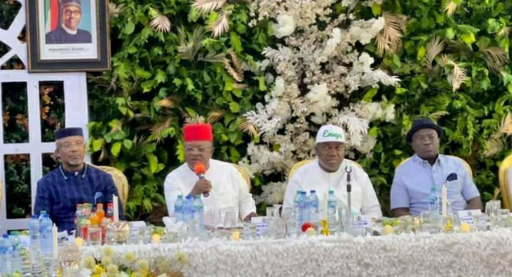 We Are Against Nnamdi Kanu's Agitation For Biafra – S'East Governors, Ohaneze