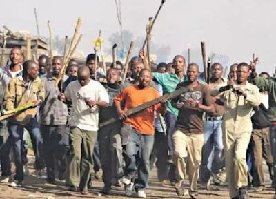Shocking as Hoodlums Beheads Two Politicians
