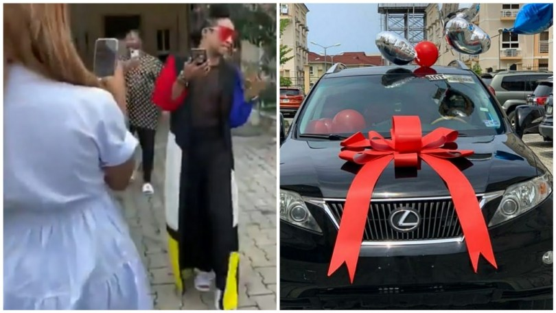 OMG! See What A TV Presenter Received On His Birthday