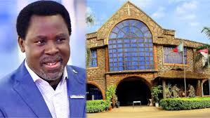 TB Joshua to be buried in Synagogue church