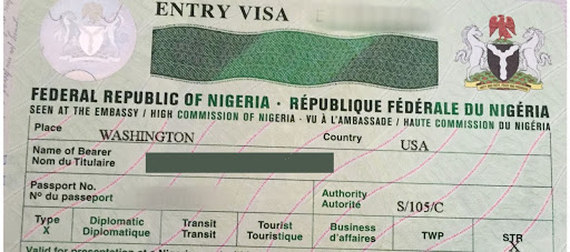 """American Lady Jubilate After Getting Nigerian Visa – """"God Has Done It"""""""