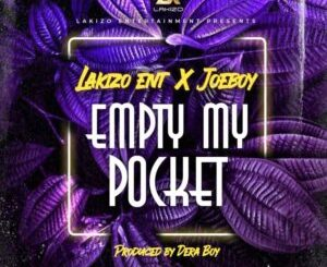 Joeboy – Empty My Pocket Mp3 free download
