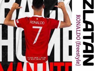Zlatan – Ronaldo Mp3 Download