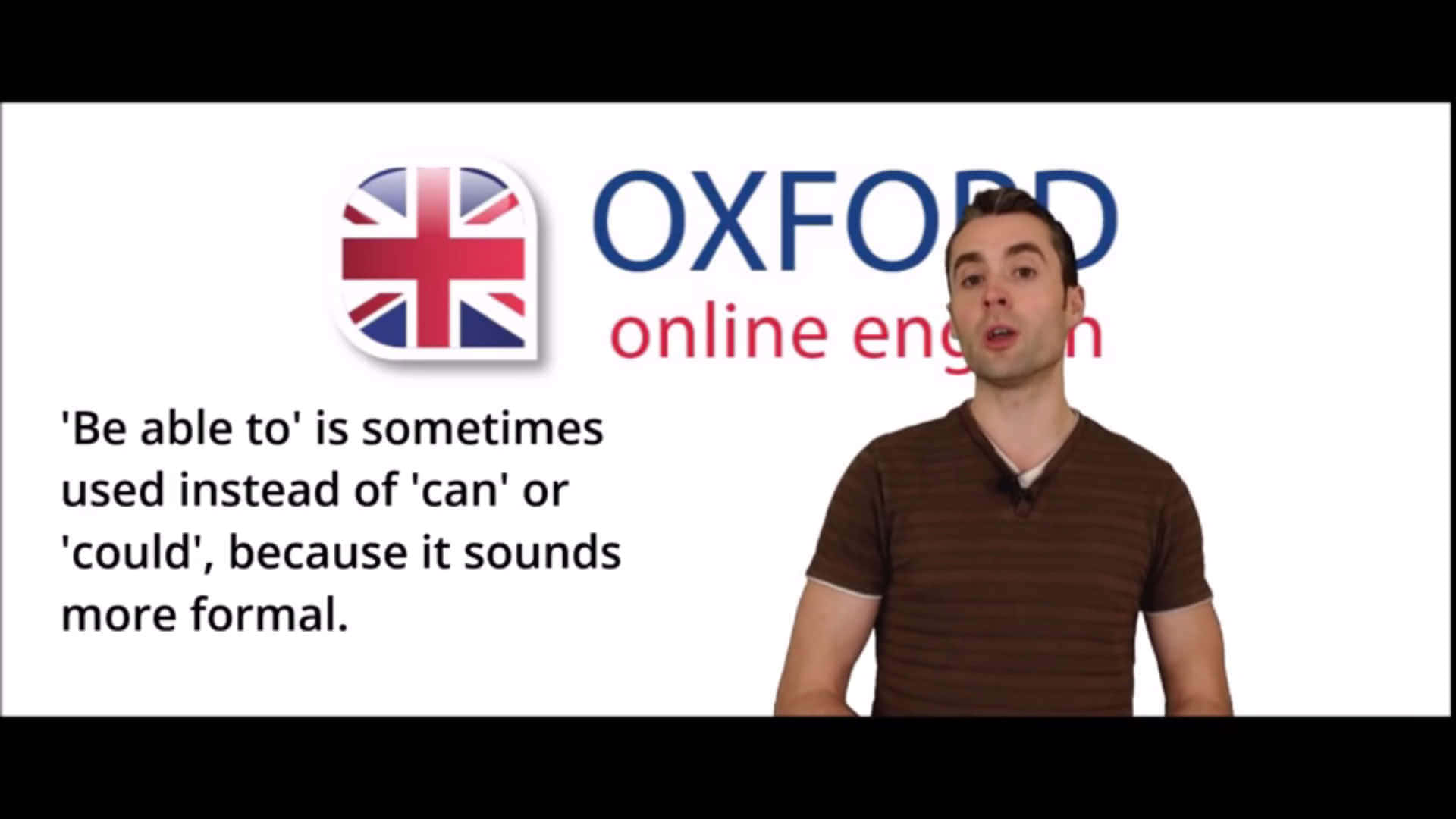 How To Use Can Could And Be Able To Oxford Online
