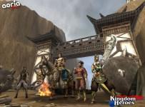 Kingdom Heroes, Aeria Games