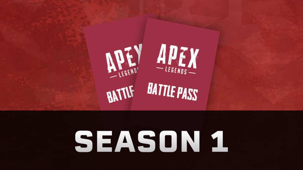Apex Legends birinci sezon